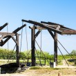 Vincent van Gogh bridge near Arles, Provence, France — Stock Photo