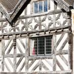 Half timbered house, Ludlow, Shropshire, England — Stock Photo #31086025