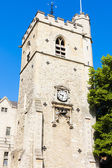 Carfax Tower, Oxford, Oxfordshire, England — Stock Photo