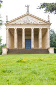 Temple of Concord and Victory, Stowe, Buckinghamshire, England — Stock Photo
