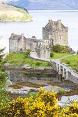 Eilean Donan Castle, Loch Duich, Scotland — Stock Photo