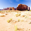 Monument Valley National Park, Utah-Arizona, USA — Stockfoto #31762923
