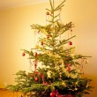 Decorated Christmas tree — Stock Photo #31764693