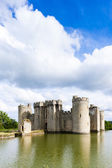 Bodiam Castle, East Sussex, England — Stock Photo