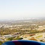 View from above, Atlanta, Georgia, USA — Stock Photo