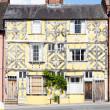 Half timbered house, Ludlow, Shropshire, England — Stock Photo #32073189
