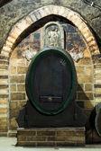 Wine cellar, Hort Winery, Znojmo - Dobsice, Czech Republic — Stock Photo