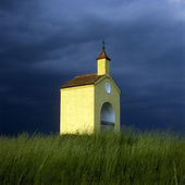 Chapel near Liba, Czech Republic — Stock Photo