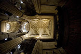 Interior of cathedral in Salamanca, Castile and Leon, Spain — Fotografia Stock