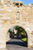City gate, St Andrews, Fife, Scotland — Stock Photo