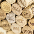 Still life of corks — Stockfoto