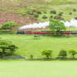 Stock Photo: Steam train