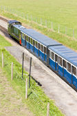 Ravenglass and Eskdale narrow gauge railway — Stock Photo