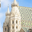 Stephansdom Cathedral, Vienna, Austria — Stock Photo