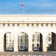 Stock Photo: Burgtor at Heldenplatz, Vienna, Austria