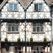 Stock Photo: Garrick Inn, Stratford-upon-Avon, Warwickshire, England