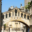 The Bridge of Sighs, Oxford, Oxfordshire, England — Foto Stock