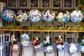 Christmas market at Rathausplatz, Vienna, Austria — 图库照片