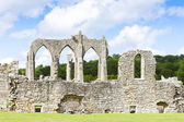 Ruins of Bayham Abbey, Kent, England — Stock Photo