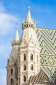 Stephansdom cathedral, vienne, autriche — Photo
