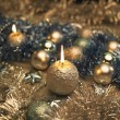 Foto Stock: Christmas still life