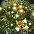 Christmas still life — Stockfoto #37370515