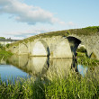 Bridge, Bennettsbridge, County Kilkenny, Ireland — Stock Photo
