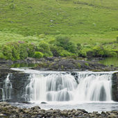 Aasleagh Falls, County Galway, Ireland — Stock Photo