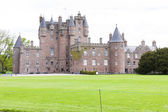 Glamis Castle, Angus, Scotland — Stock Photo