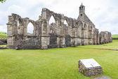 Ruins of Crossraguel Abbey, Ayrshire, Scotland — Stock Photo