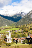 Filisur, canton Graubunden, Switzerland — Stock Photo