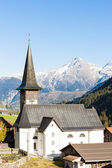 Rueras, canton Graubunden, Switzerland — Stock Photo