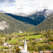 Stock Photo: Filisur, canton Graubunden, Switzerland