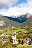 Filisur, canton Graubunden, Switzerland — Foto Stock