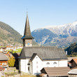 Stock Photo: Rueras, canton Graubunden, Switzerland