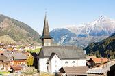 Rueras, canton Graubunden, Switzerland — Stock Photo