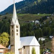 Stock Photo: Bergun, canton Graubunden, Switzerland