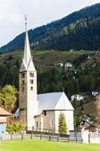 Bergun, canton Graubunden, Switzerland — Stock Photo