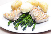 マグロのステーキ — ストック写真
