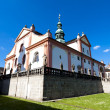 Pilgrimage church — Stock Photo