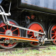 Steam locomotive — Stock Photo #39671341