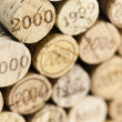 Still life of corks — Stock Photo #41203317