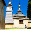 Wooden church — Stock Photo #41204953