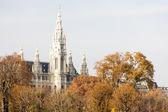 City hall of Vienna — Стоковое фото