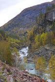 Jostendalen valley — Foto de Stock