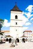 колокольня святого городских — Стоковое фото