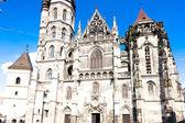 Cathedral of Saint Elizabeth — Stock Photo