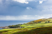 Landscape near Helmsdale, Highlands, Scotland — Foto Stock