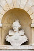 Bust of Queen Elizabeth — Foto Stock