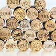Still life of corks — Stock Photo #41496097